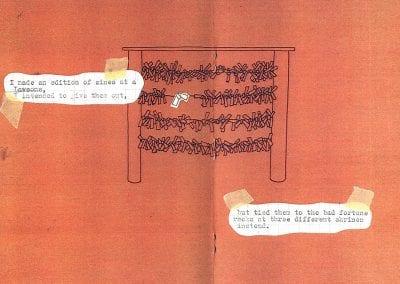 Olivia Fredricks Paper Art