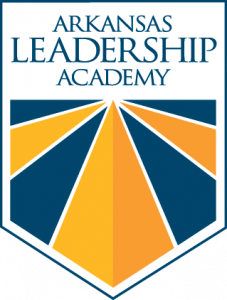 Logo for the Arkansas Leadership Academy