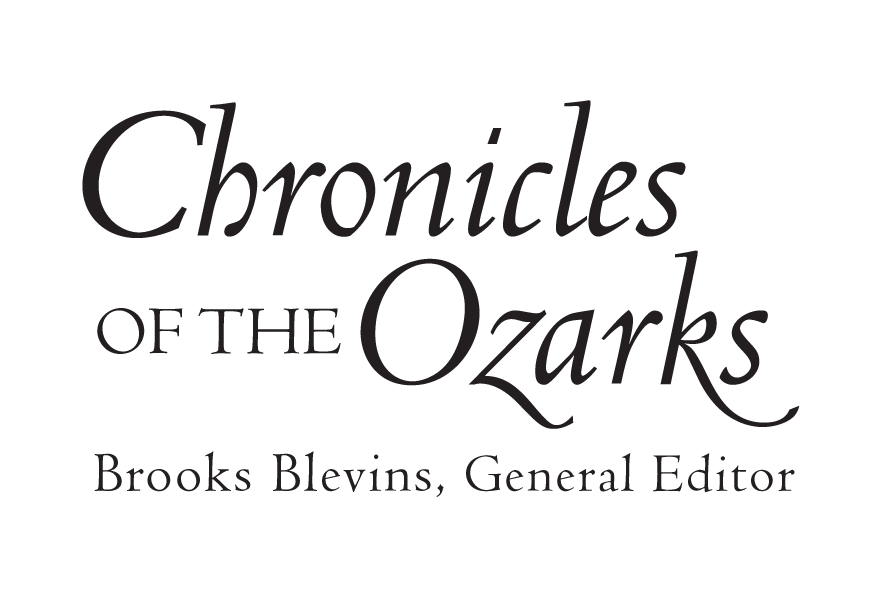 Chronicles of the Ozarks Logo
