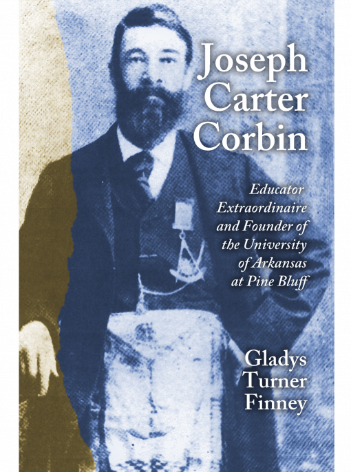 cover of the book Joseph Carter Corbin by Gladys Turner Finney
