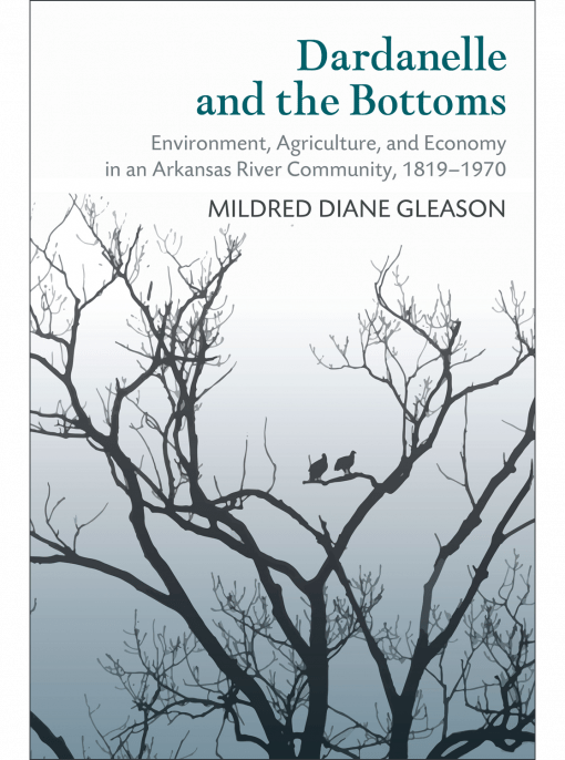 cover of Dardanelle and the Bottoms: Environment, Agriculture, and Economy in an Arkansas River Community, 1819-1970 by Mildred Diane Gleason