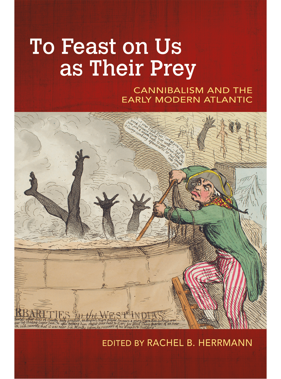 To Feast on Us as Their Prey | University of Arkansas Press