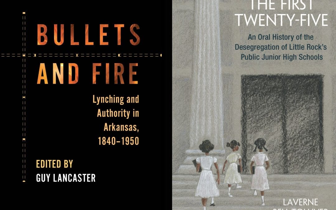 Two reviews in the Journal of Southern History