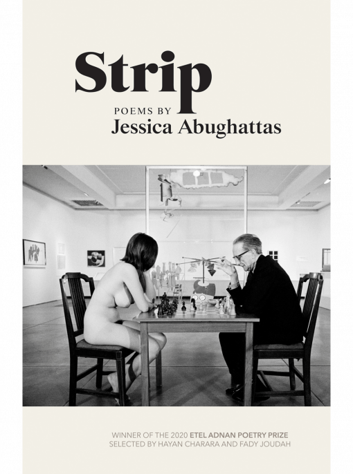 cover of Strip: Poems by Jessica Abughattas