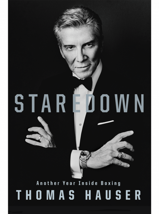 cover for Staredown: Another Year Inside Boxing by Thomas Hauser