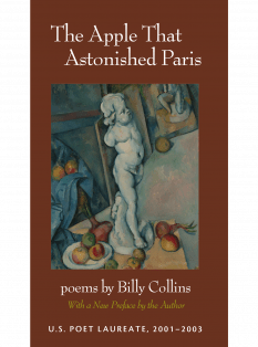 cover of The Apple that Astonished Presses by Billy Collins