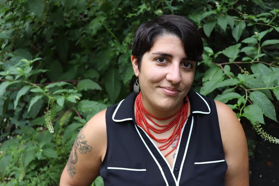 Danielle Badra Wins 2021 Etel Adnan Poetry Prize
