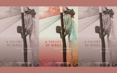 A Theory of Birds Wins Arab American Book Award