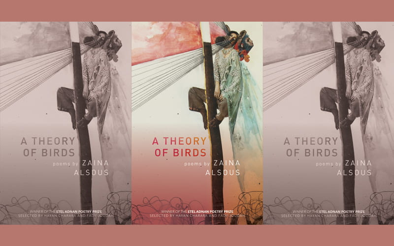 A Theory of Birds Wins Arab American Book Award
