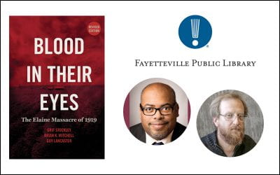 Virtual Event: Guy Lancaster and Brian K. Mitchell at Fayetteville Public Library