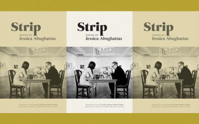 Now Available: Strip: Poems by Jessica Abughattas