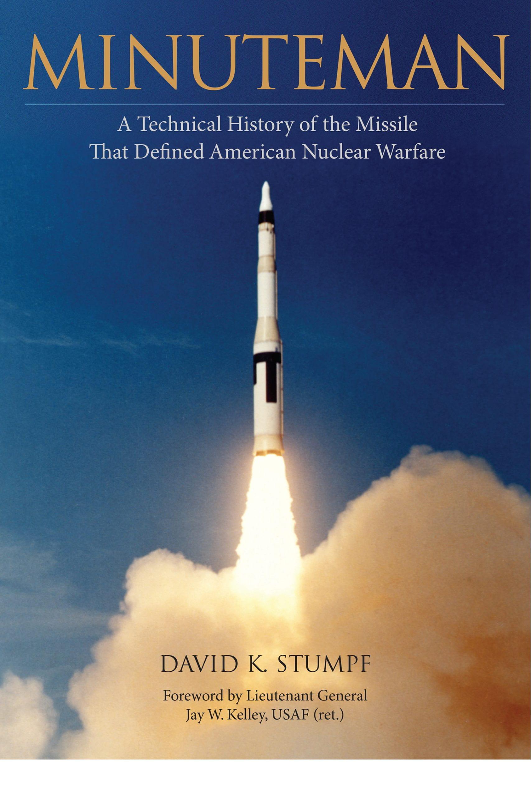 cover of David K. Stumpf's book Minuteman