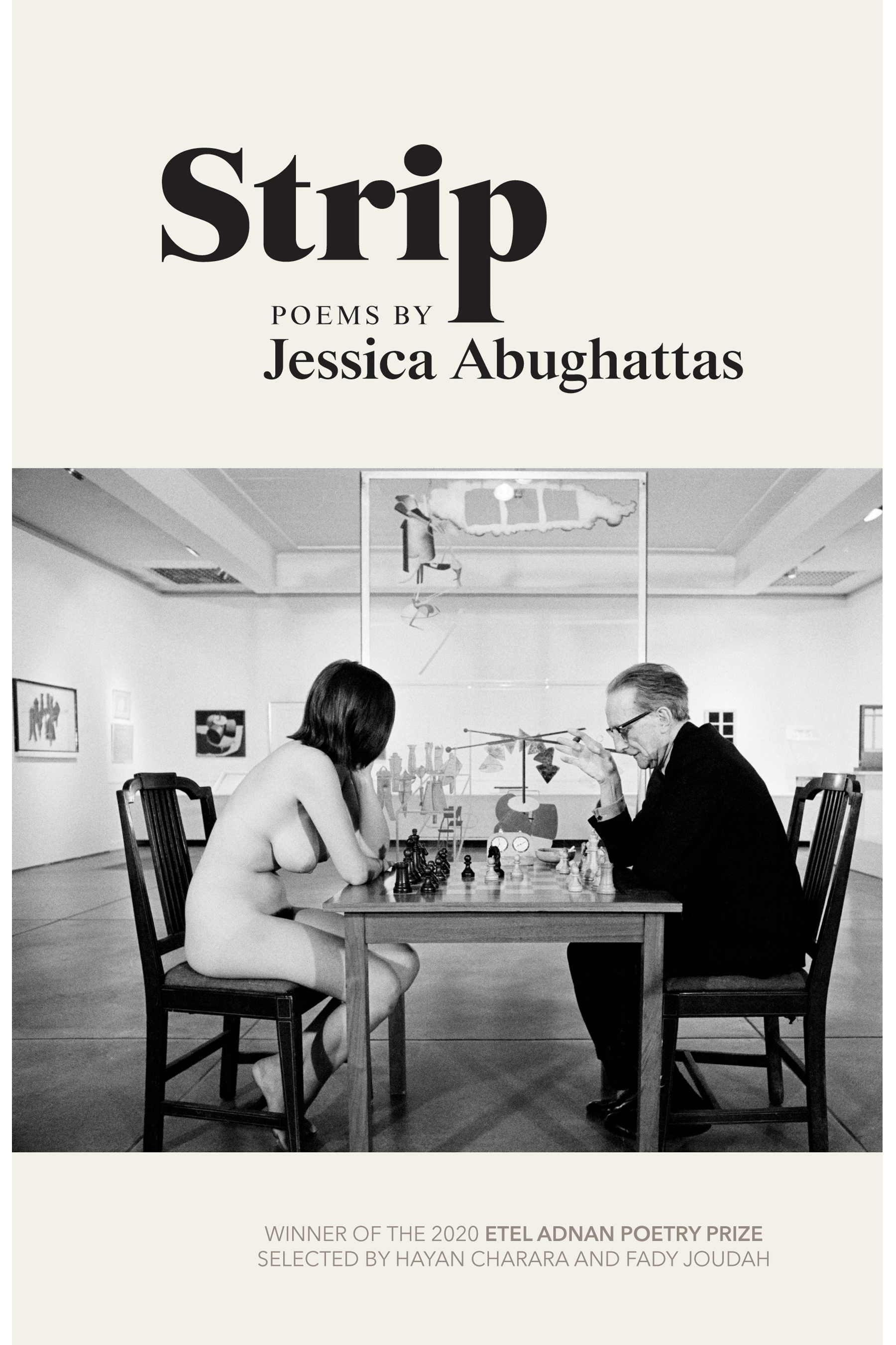 cover image for Strip by Jessica Abughattas