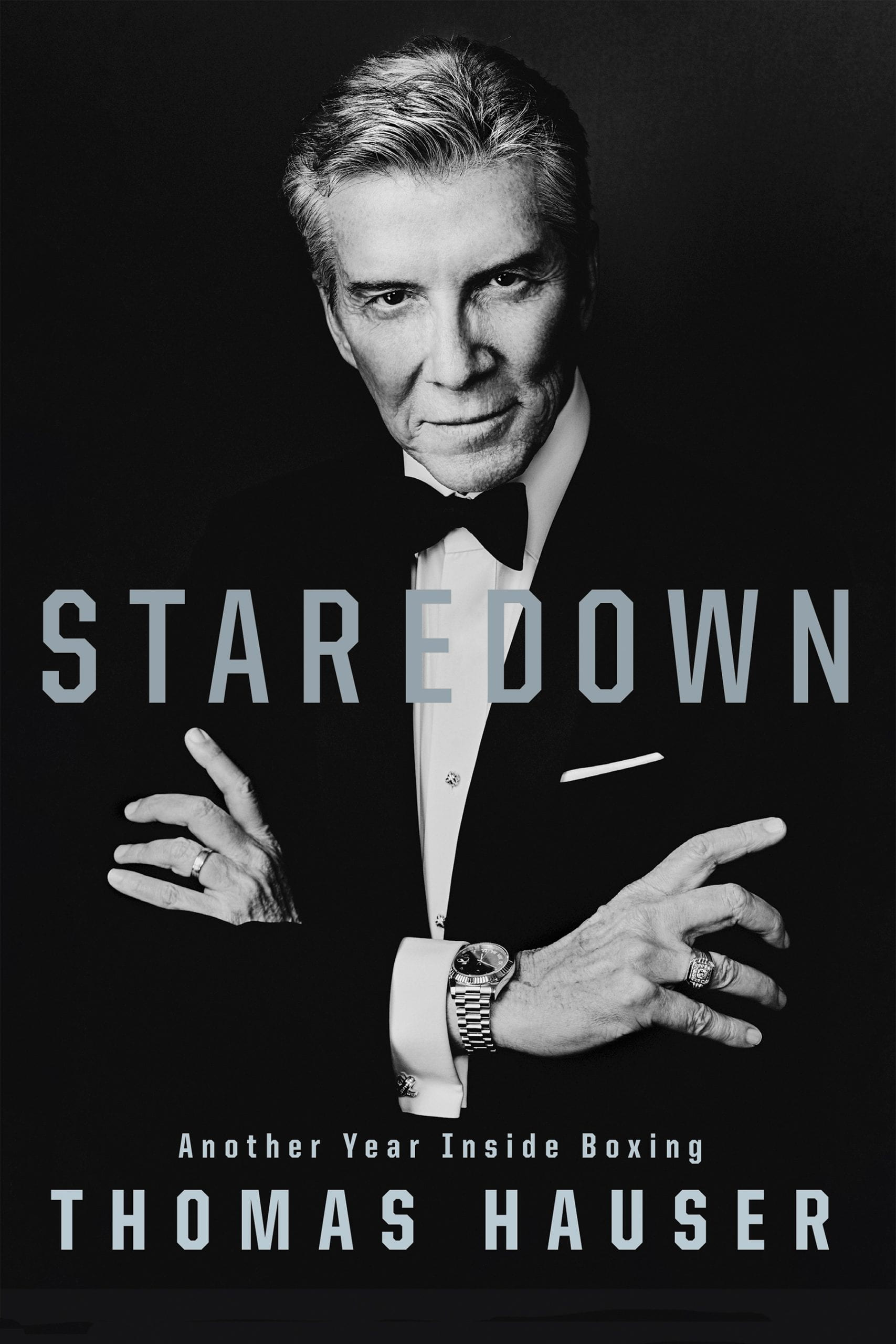 cover image for Staredown by Thomas Hauser