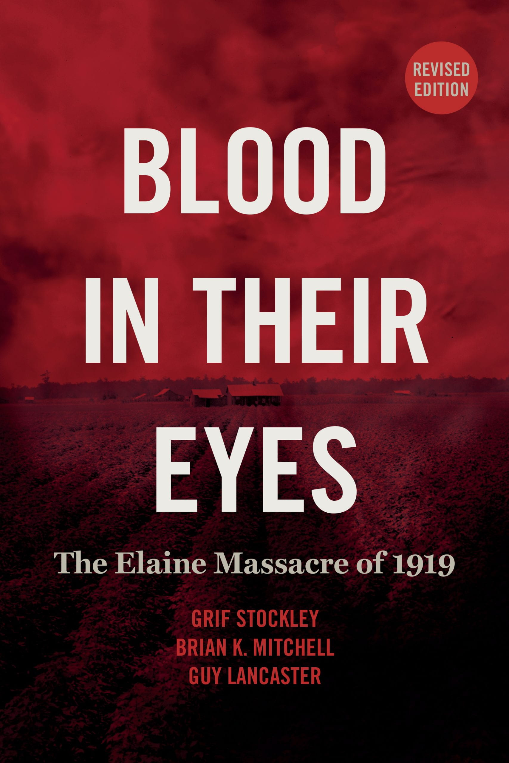 cover image for Blood in Their Eyes, 2nd edition
