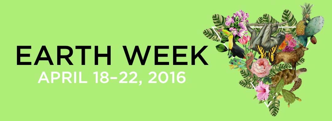 Earth Week 2016