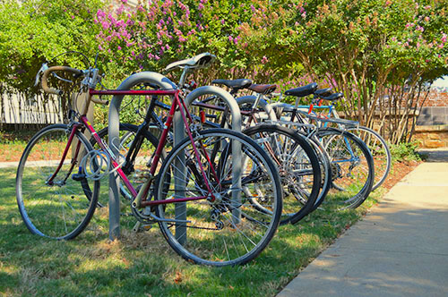 Take Our Survey: Cycling on Campus