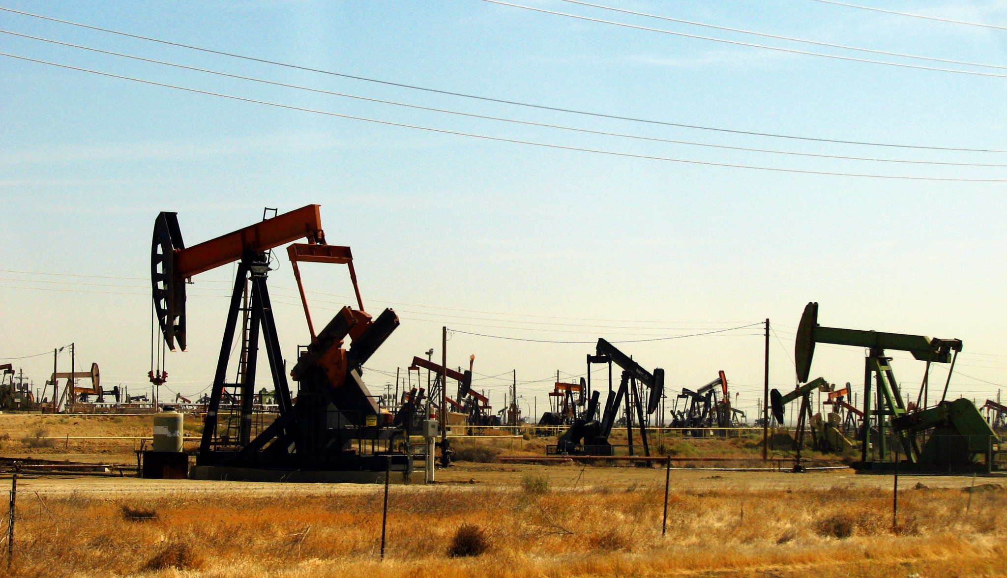 oil - production fossil fuels