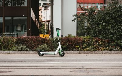 The Scooters Are Coming
