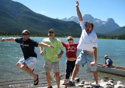 Lake Louise in Banff!