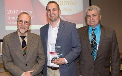 U of A Alumnus Wins Research Award From University of Missouri St. Louis