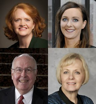 Robin Bowen, Anna Egalite, Yvonne Johnson, Reed Greenwood