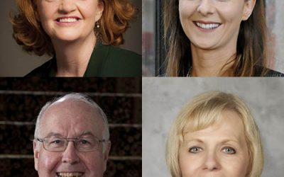 College Honors Alumni, Former Dean With Annual Awards