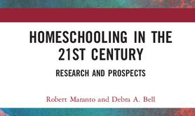 Maranto's Latest Book Focuses on Schooling at Home