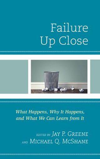 Failure Up Close book cover