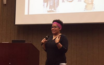 Doctoral Student Expands Knowledge of Racial Microaggressions
