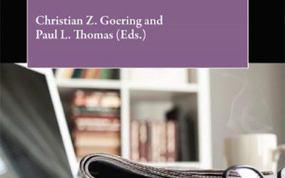 Goering's New Co-Edited Book Focuses on Media Literacy in Era of Fake News