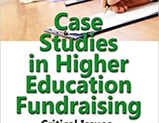 Gearhart, Miller Author New Book of Fundraising Case Studies