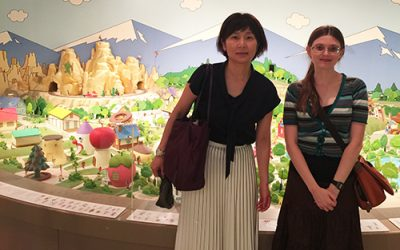 U of A Student's Research Takes Her to Japan to Study Attitudes About Math