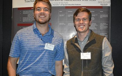 U of A Students Play Part in Annual Symposium on Developmental Disabilities