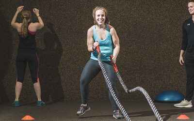 Student Researchers: Exercise Is Good for You, If You Stick to It