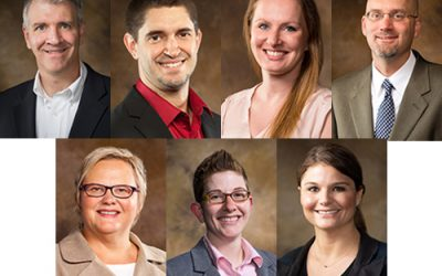 College of Education and Health Professions Honors Outstanding Faculty