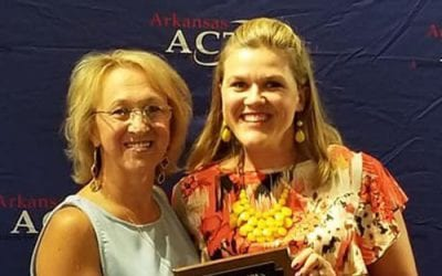 U of A Instructor Receives Two Statewide Teaching Awards