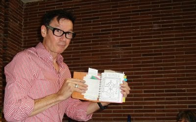 Students Can Enroll Now for Fall Literacy Camp Featuring Children's Author Gantos