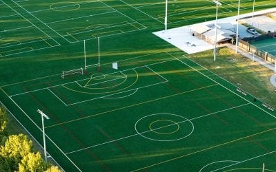 UREC Sports Complex Provides Open Recreation Opportunities Outdoors