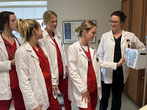 U of A Observes Week to Raise Awareness about Nurse-Midwifery Practice
