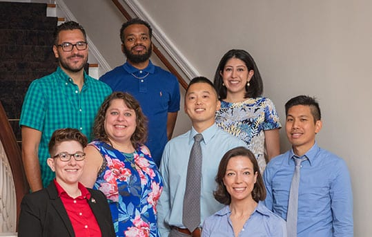 College of Education and Health Professions Welcomes New Faculty