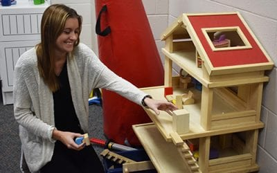 Research Shows At-Risk Elementary Students Benefit from Child-Centered Play Therapy