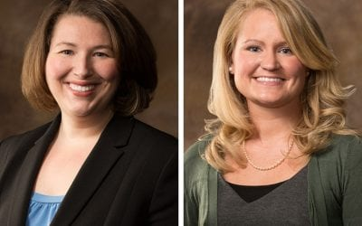 Cook and Glade Elected to State Leadership Positions