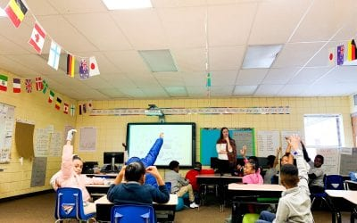 Teacher Corps Fellows Raise Funds for Dollarway District Class Projects
