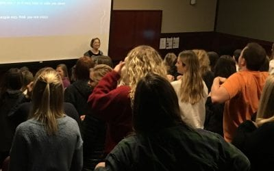 Nursing School Orientation Offers Tips to New Students