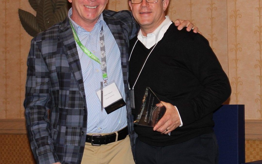 Dean Michael T. Miller Named Distinguished Service Award Winner