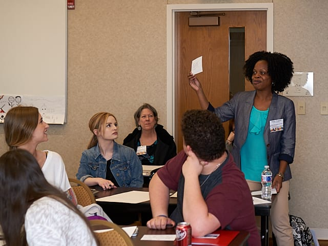 Annual ARTful Conference Draws Educators from Across the State