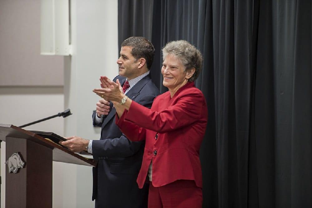 Professor Sharon Hunt Retires after 29 Years of Service to COEHP