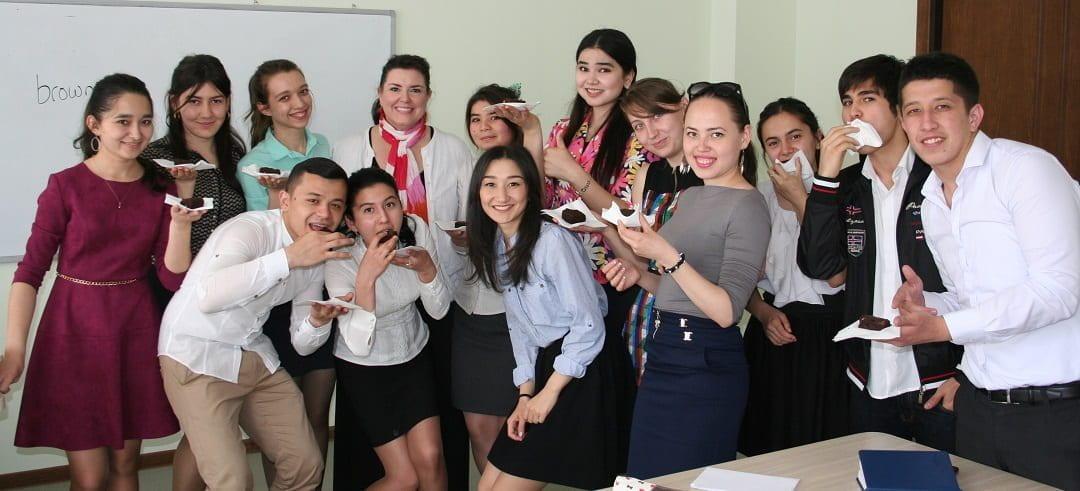 COEHP's Christine Smart Selected to 'Go Back, Give Back' to Uzbekistan