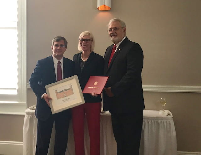 College of Education and Health Professions Honors Outstanding Alumni